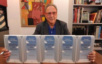 Se publica «Justicia sin jueces, métodos alternativos a la justicia tradicional» de Pascual Ortuño